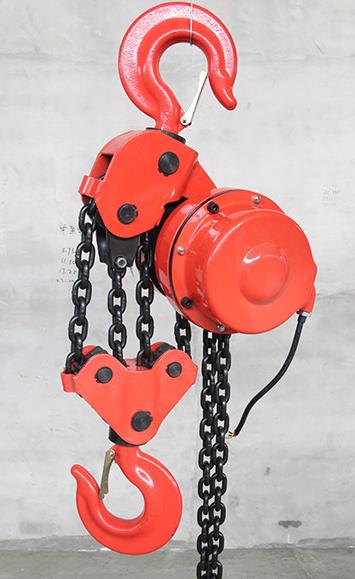 焊罐电动葫芦