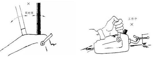 不锈钢手扳葫芦使用方法